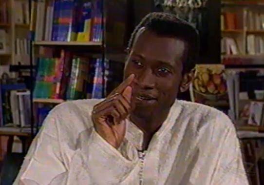 Aziz Salmone Fall, Eugénisme et racisme 'scientifique'
