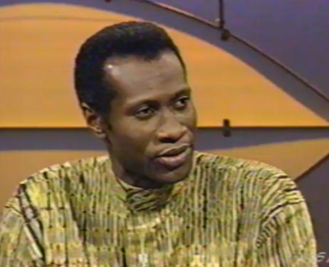 Aziz Salmone Fall   Congo: au voleur!