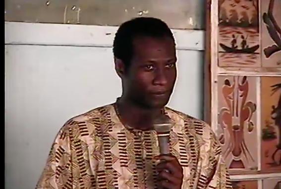 Conférence aux intellectuels panafricains à Dakar