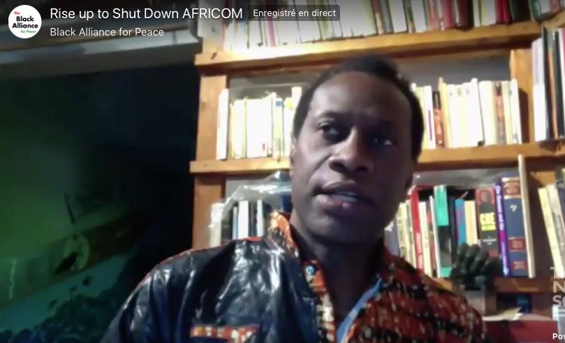 RISE UP, shut down AFRICOM